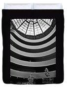 Guggenheim Museum - Nyc Duvet Cover
