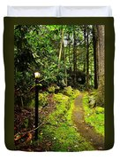 Guide My Path Duvet Cover