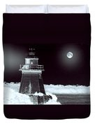 Guiding Lights Duvet Cover
