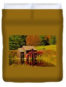 Guildhall Grist Mill Duvet Cover