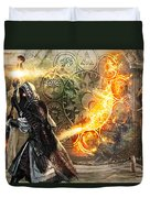 Guildscorn Ward Duvet Cover by Ryan Barger