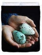 Guillemot Egg Duvet Cover