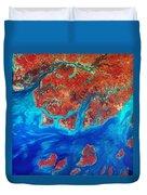 Guinea Bissau Duvet Cover