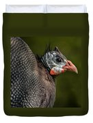 Guineafowl Duvet Cover