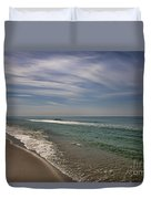 Gulf Of Mexico Duvet Cover