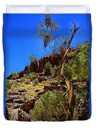 Gum Tree At Ellery Creek V2 Duvet Cover