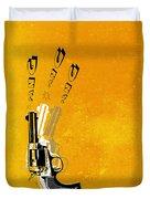 Gun 16 Duvet Cover