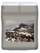 Gunnison National Park Duvet Cover