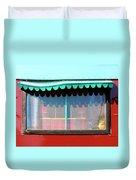 Gypsy Caravan Palm Springs Duvet Cover