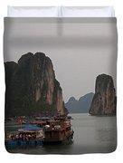 Ha Long Bay   Vietnam   #0521 Duvet Cover