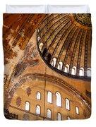 Hagia Sophia Dome 03 Duvet Cover