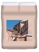 Hagia Sophia Walls 01 Duvet Cover