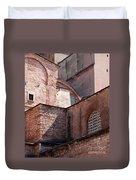 Hagia Sophia Walls 02 Duvet Cover