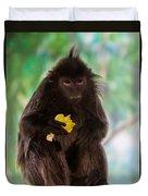 Hairy Monkey Duvet Cover