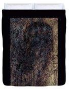 Hairy Window 1 Duvet Cover