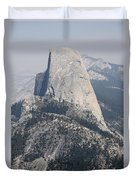 Half Dome Glacier Point Duvet Cover