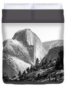 Half Dome North Side Duvet Cover