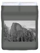 Half Dome Yosemite Duvet Cover by Heidi Smith