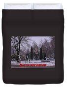 Halifax Christmas Duvet Cover