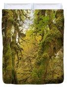 Hall Of Mosses 3 Duvet Cover