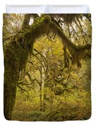Hall Of Mosses 5 Duvet Cover