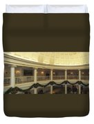 Hall Of Presidents Walt Disney World Panorama Duvet Cover