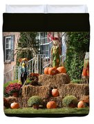 Halloween Celebrations Duvet Cover