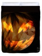 Halloween Moon 2 Duvet Cover