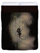 Halloween - Spider Duvet Cover