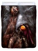 Halloween - The Headless Horseman Duvet Cover