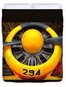 Hamilton Standard Propeller  Duvet Cover
