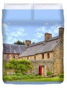 Hamptonne Country Life Museum - Jersey Duvet Cover