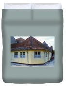 Hans Christian Anderson Birthplace Duvet Cover
