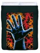Hand 2 Duvet Cover