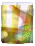 Hand Shake Duvet Cover