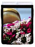 Hanging Flowers 6720 Duvet Cover