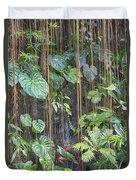 Hanging Gardens V5 Duvet Cover