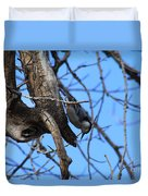 Hanging In The Park Duvet Cover