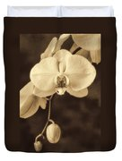 Hanging Orchid Duvet Cover
