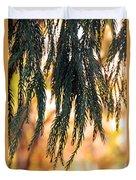 Hanging Pine Duvet Cover