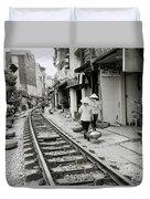 Hanoi Lifestyle Duvet Cover