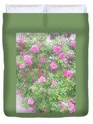 Hansa Roses Duvet Cover