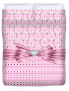 Happy Celebration Duvet Cover by Debra  Miller