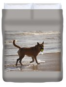 Happy Dogs 7 Duvet Cover