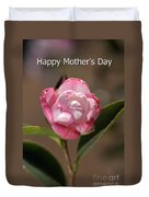 happy mother's day - Camellia Duvet Cover