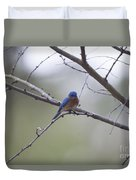 Happy Song Duvet Cover