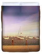 Harbor Duvet Cover