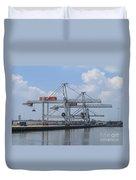 Harbor Rotterdam Duvet Cover