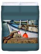 Harbour Knots Duvet Cover