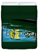 Harbour Master Abstract Duvet Cover